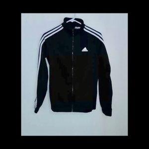 Women's Adidas Black Jacket Small